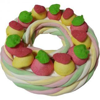 couronne bonbons guimauve confiseries
