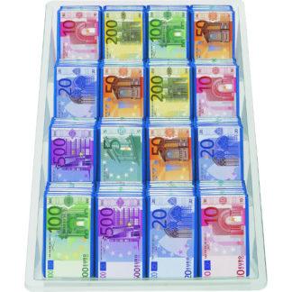 Billets de banque en chocolat Insolite Présentoir tablettes 7.5g