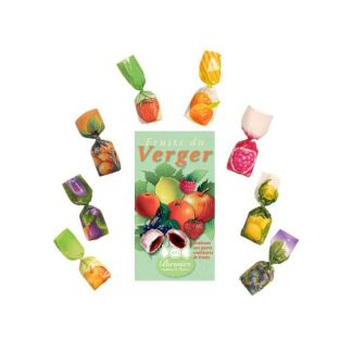 ASSORTIMENT BONBONS FOURRÉS DE FRUITS BARNIER 5kg