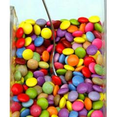 vrac confetti chocolat multicolore Caramel Bonbon & Chocolat