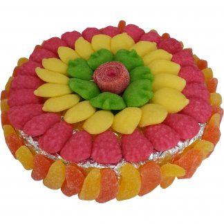 confiseries gélifiées tarte bonbons diamètre 20cm x3