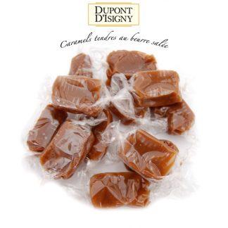 vrac caramel tendre au beurre salé dupont d'isigny
