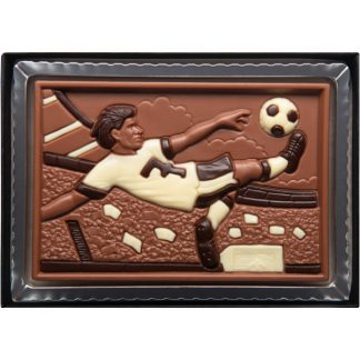 COFFRET FOOTBALL CHOCOLAT 85G