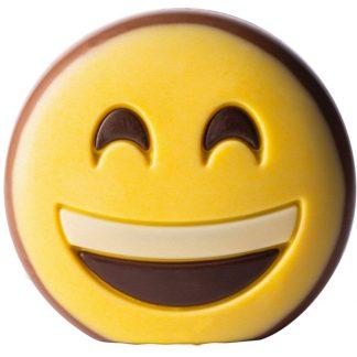 SMILEY AU CHOCOLAT AU LAIT