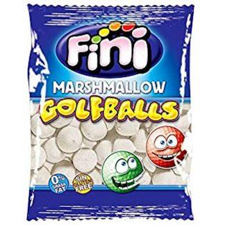 golfball vanille
