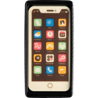 Smartphone en chocolat Insolite, chocolat au lait 40g